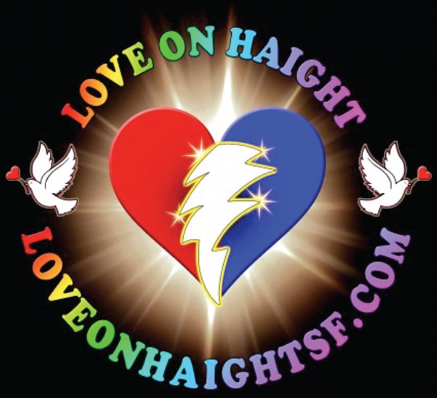 Love on Haight Sf